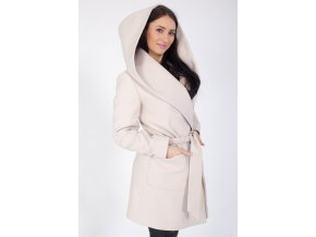 Kabát model 74531 Mattire