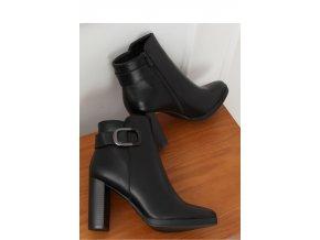 Topánky na opätku model 148134 Inello