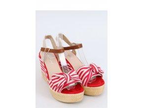 Sandále na opätkoch model 153877 Inello
