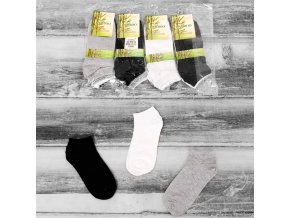 Ponožky Bambus 1 Pack Ladies