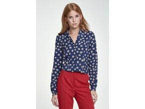 Tričko s dlhým rukávom model 84954 Nife