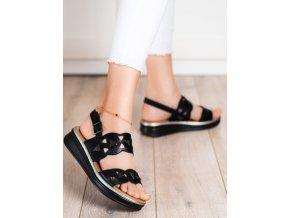 Dizajnové sandále dámske