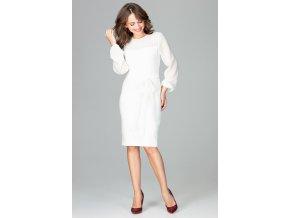 Spoločenské šaty model 122502 Lenitif