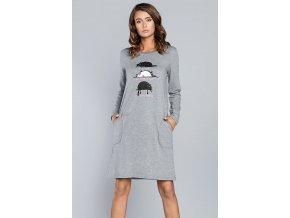 Nočná košeľa model 137670 Italian Fashion