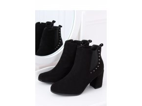 Topánky na opätku model 150696 Inello