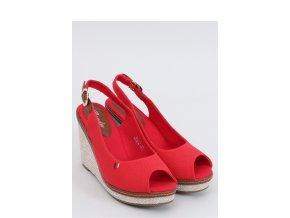 Sandále na opätkoch model 153866 Inello