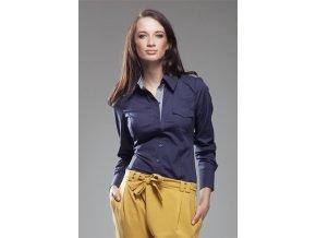 Tričko s dlhým rukávom model 10511 Nife