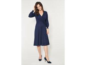 Spoločenské šaty model 150232 Click Fashion