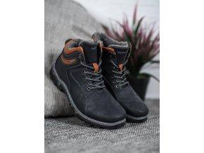 Pohodlné trekingové topánky dámske