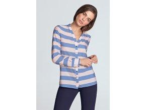 Tričko s dlhým rukávom model 128179 Nife