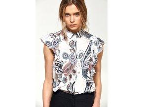 Dámska košeľa model 123052 Nife