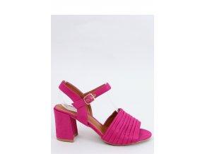 Sandále na opätkoch model 154011 Inello