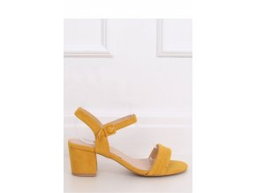 Sandále na opätkoch model 144749 Inello