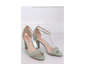 Sandále na opätkoch model 143696 Inello
