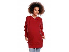 Tehotenská bluza model 84448 PeeKaBoo
