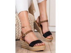 Dizajnové dámske sandále