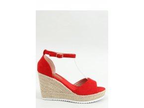Sandále na opätkoch model 154482 Inello
