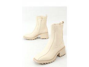 Topánky na opätku model 157795 Inello