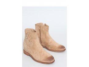 Topánky na opätku model 151944 Inello