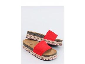 Sandále na opätkoch model 153862 Inello