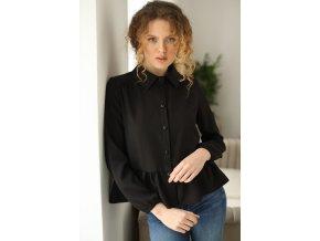 Tričko s dlhým rukávom model 154206 Eteria Last Past Now