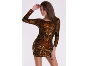 Krátke šaty model 48848 YourNewStyle