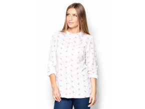 Tričko s dlhým rukávom model 63918 Katrus