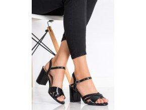 Pekné sandále dámske