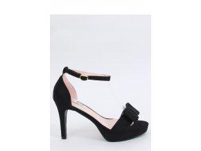 Sandále na opätkoch model 153834 Inello