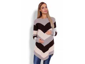 Tehotenský sveter model 122937 PeeKaBoo