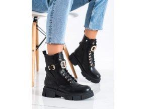 Originálne členkové topánky dámske