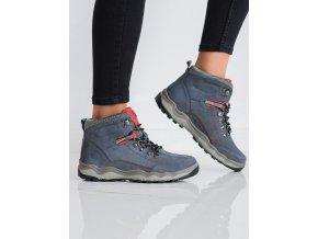 Dizajnové trekingové topánky dámske