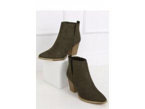 Topánky na opätku model 146871 Inello
