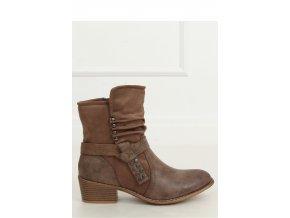 Topánky na opätku model 149623 Inello