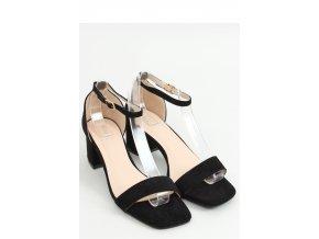 Sandále na opätkoch model 155603 Inello