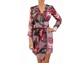 Spoločenské šaty model 158622 Jersa