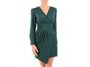 Spoločenské šaty model 158623 Jersa