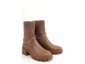 Topánky na opätku model 158824 Inello