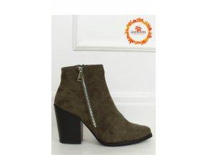 Topánky na opätku model 148668 Inello