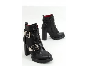 Topánky na opätku model 157663 Inello