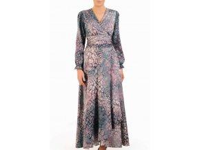 Spoločenské šaty model 158626 Jersa