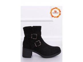 Topánky na opätku model 136849 Inello