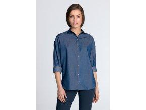 Tričko s dlhým rukávom model 128185 Nife