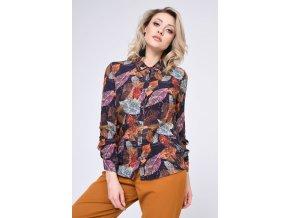 Tričko s dlhým rukávom model 140378 Vitesi
