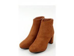 Topánky na opätku model 157668 Inello