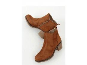 Topánky na opätku model 157761 Inello