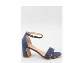 Sandále na opätkoch model 154470 Inello