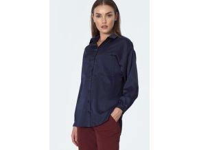 Tričko s dlhým rukávom model 148109 Nife