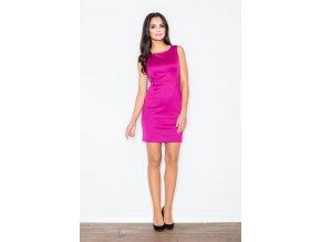 Spoločenské šaty model 10129 Figl