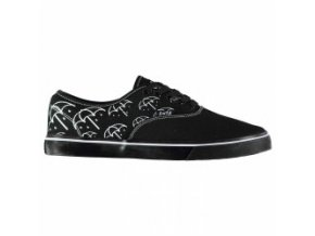 Official Bring Me The Horizon Mens Canvas Low Trainers